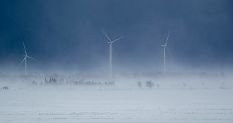Minimize icing of wind turbines by icing forecast