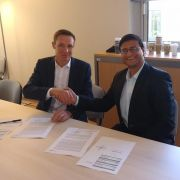 contract signing cnr and emsys
