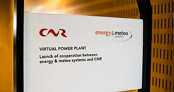Our Virtual Power Plant supports the French power producer CNR in the direct marketing of solar and wind power in the French electricity market