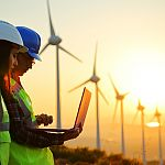 Plant operators use our solar and wind power forecasts to monitor and manage their plant portfolios